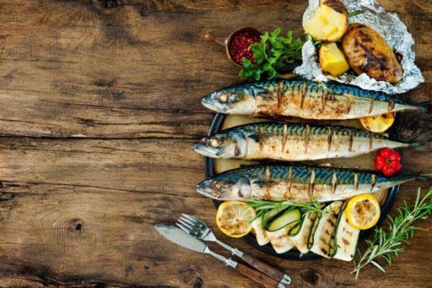 Жирна риба