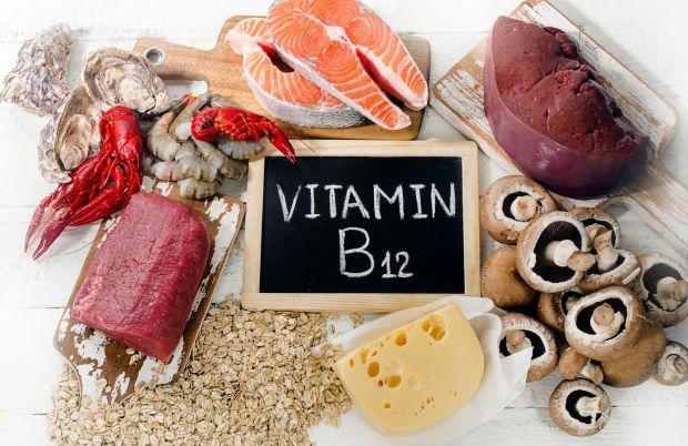 Побічним ефектом дефіциту вітаміну B12 є
