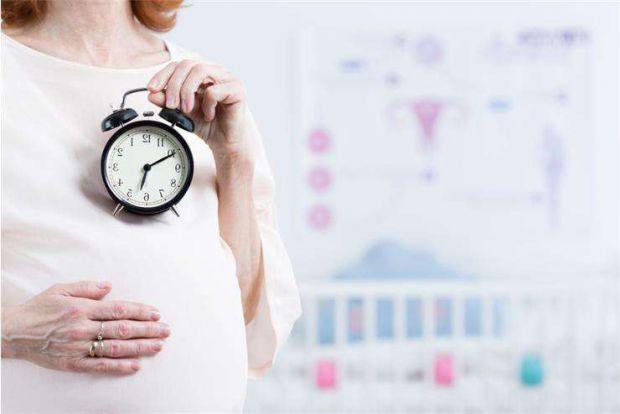 Менопауза та вагітність