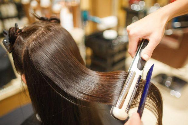 Засоби для вирівнювання волосся
