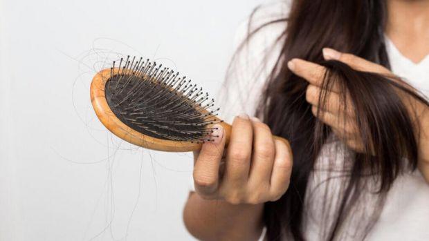 Випадіння волосся навесні