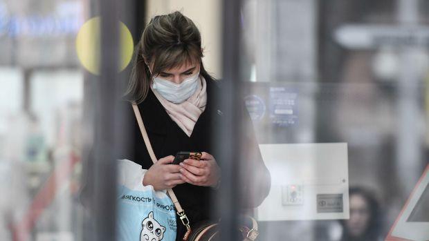 Зараження коронавірусом на вулиці
