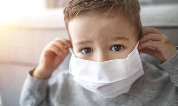 Як діти хворіють на коронавірус