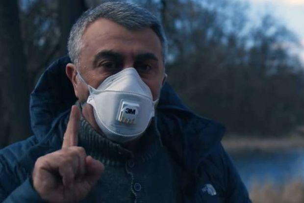 Комаровський про захисні маски