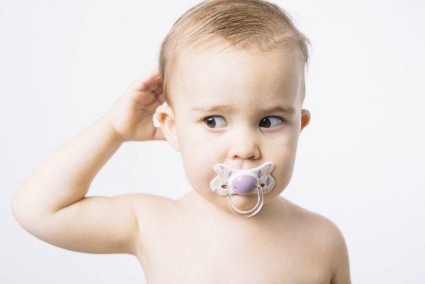 Стерилізація дитячих пустушок