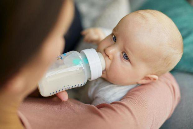 Дитяча алергія не молоко