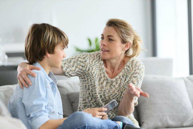 Фрази мами, які треба говорити сину