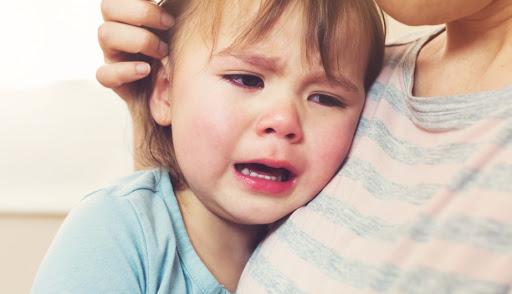 Ознака дитячого стресу
