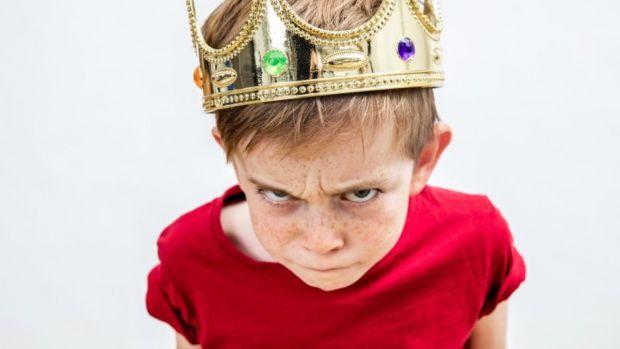 Дитина може вирости егоїстом