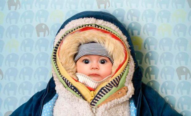Як вдягати дитину на вулицю