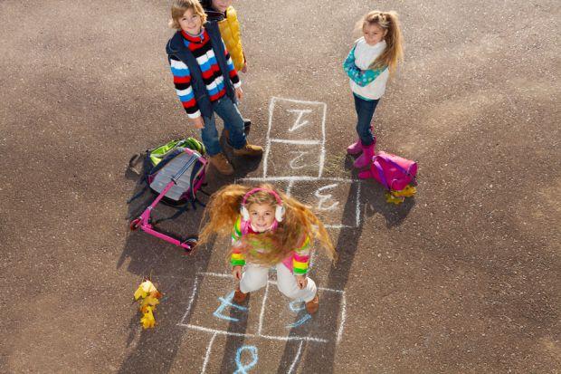 Дитячі ігри для розвитку координації