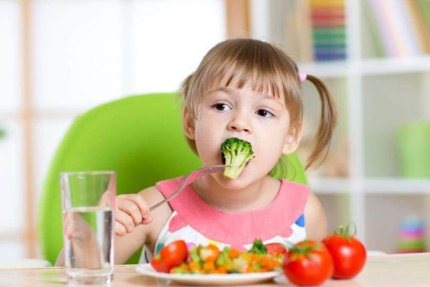 Збалансоване харчування дітей