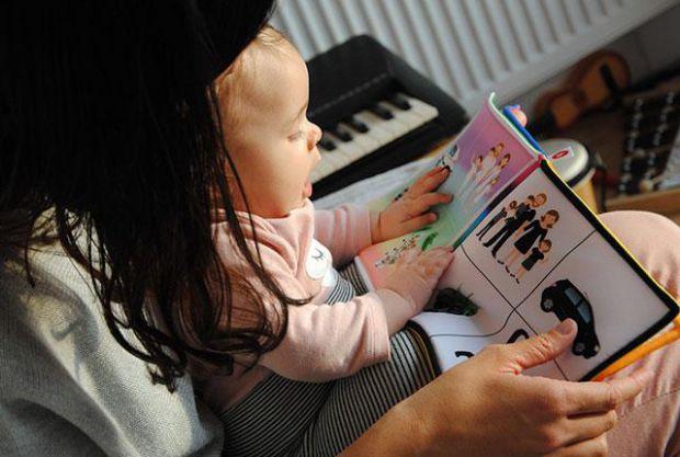 Розвиток дитячої пам'яті