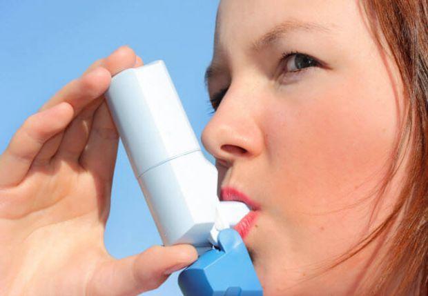 Смертність від астми
