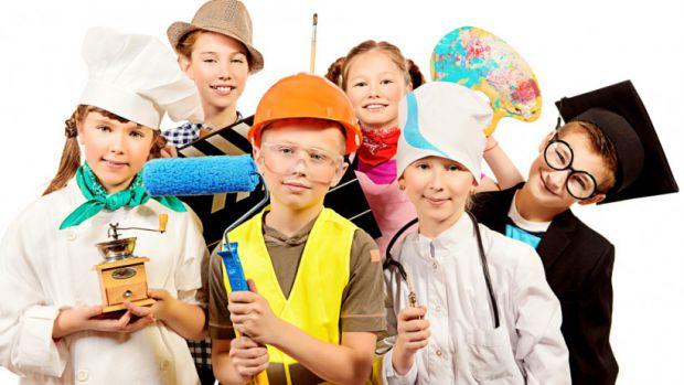 Школярі обирають професію