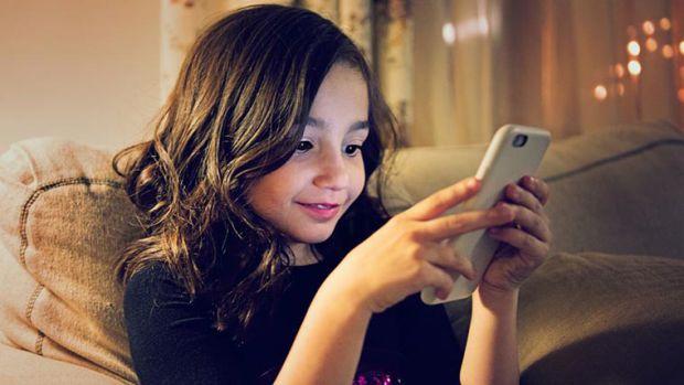 Захисть дітей у мережі