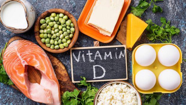 Дефіцит вітаміну D в організмі