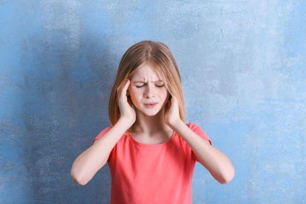 Діти теж можуть страждати від головного болю. Правда, у них це трапляється рідше.
