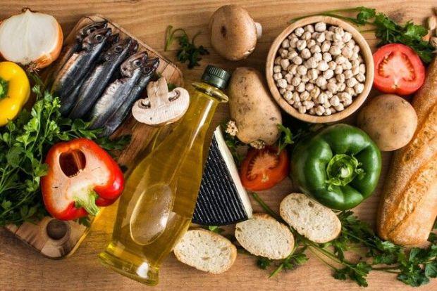 Оливкова дієта