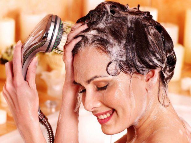 Прискорюємо миття волосся