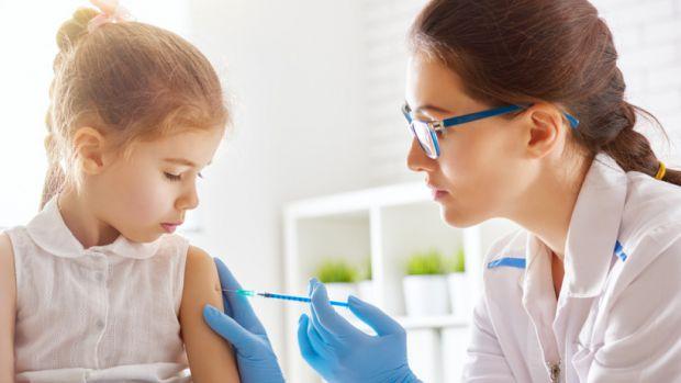 Вакцинація дітей від коронавірусу