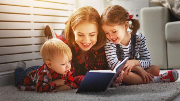 Читання розвиває дітей