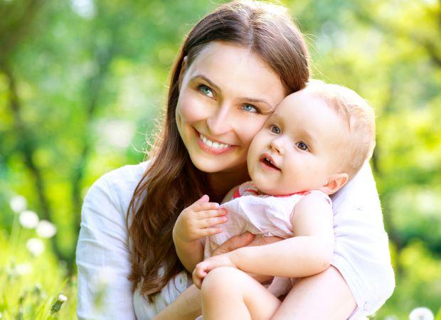 Щаслива мама - це не завжди ідеальна мама.