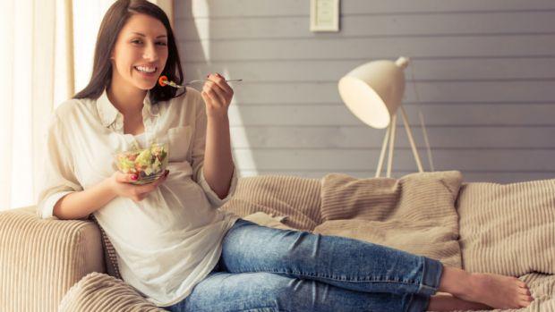 Худнути вагітним жінкам можна тільки за згодою лікаря, якщо зайва вага може зашкодити розвиткові дитини.