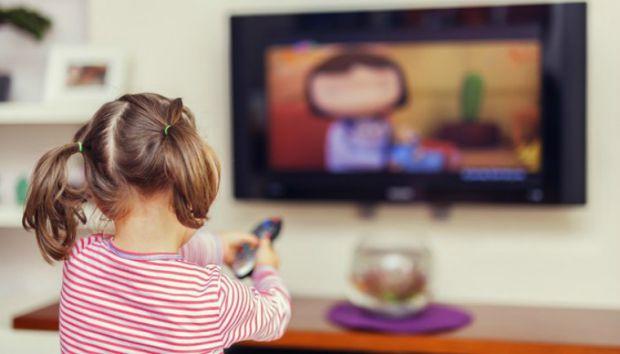 Шкода перегляду телевізора для дітей