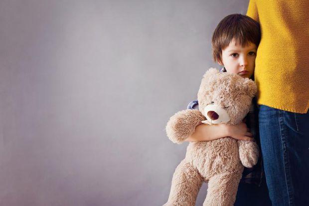 Дитяча тривожність
