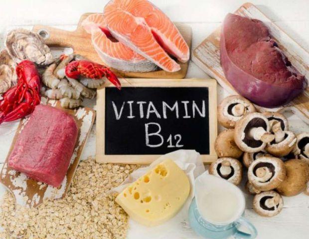 Дефіцит вітаміну В12