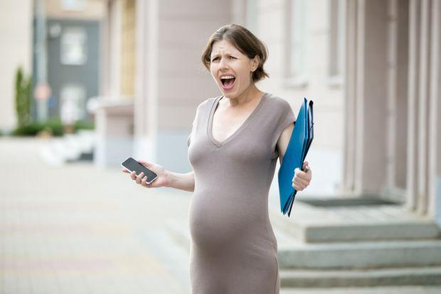 Стрес під час вагітності