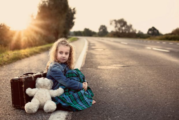 Боротьба з дитячим стресом