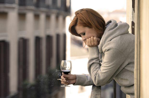 Стрес та алкоголізм