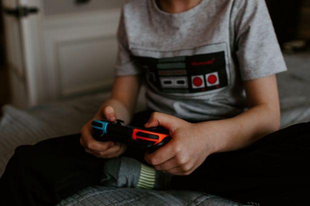 Користь відеоігор для хлопчиків