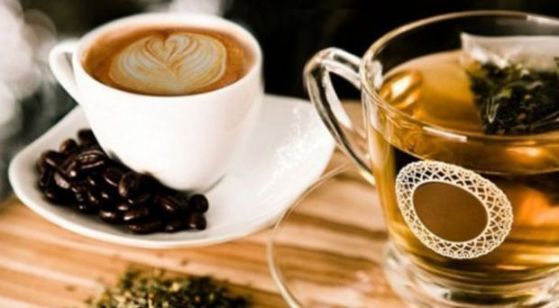 Користь зеленого чаю та кави