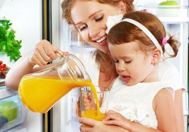 Вчені з Канади і США провели два дослідження про вплив соку в дитячому та підлітковому віці на надлишкову масу тіла і на формування у дітей звички їст