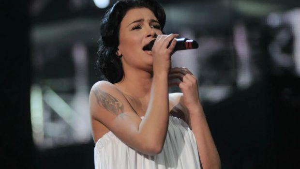 Популярна українська співачка приховувала свій цікавий стан дуже довго.