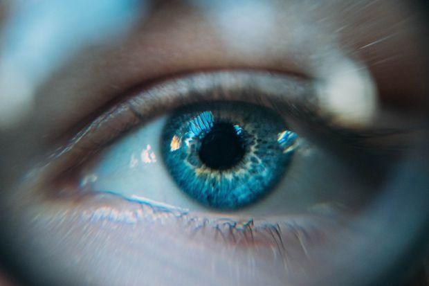 Сухість очей