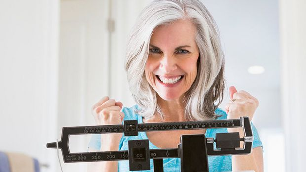 Схуднення після 40 років