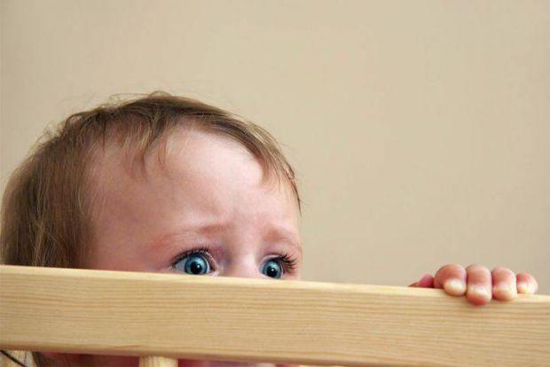 Американські вчені з'ясували, що впливає на силу переляку маленьких дітей. Як виявилося, коріння цього явища ведуть до травної системи.