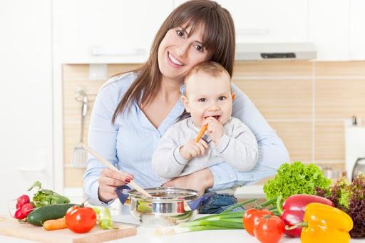 Після виписки з полового будинку, за бажанням, видають список продуктів, в якому зазначений раціон харчування на найближчі декілька тижнів.