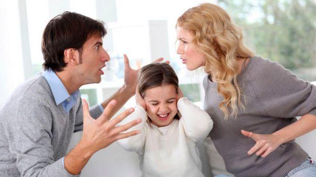 Розлучення батьків та оцінки