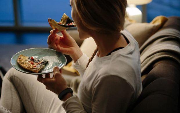 Шкідливе харчування жінок