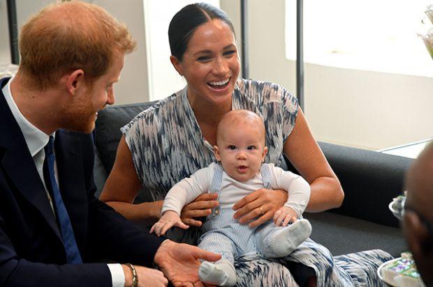 Меган Маркл та принц Гаррі стануть батьками вдруге.