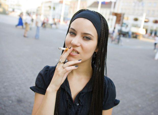 Шкідлива жіноча звичка
