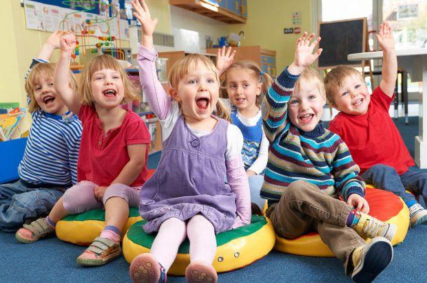 Переваги відвідування дитячого садочка