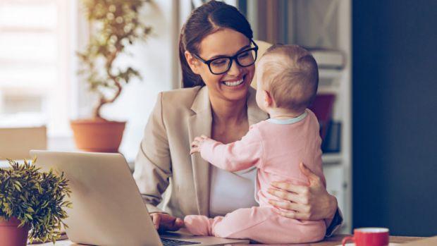 Робота для мами в декреті