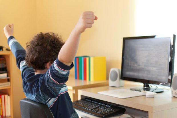 Комп'ютерні ігри та діти