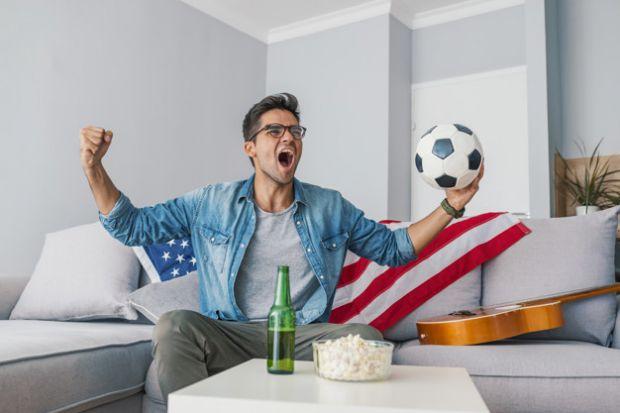 Дослідження показало, що деяких чоловіків футбол та інші види спорту хвилюють сильніше, ніж секс. Принаймні, якщо взяти до уваги частоту серцевих скор